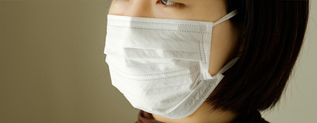 マスクは本当に効果があるの?