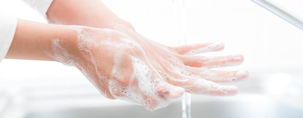 手洗いってどれくらい予防の効果があるの?