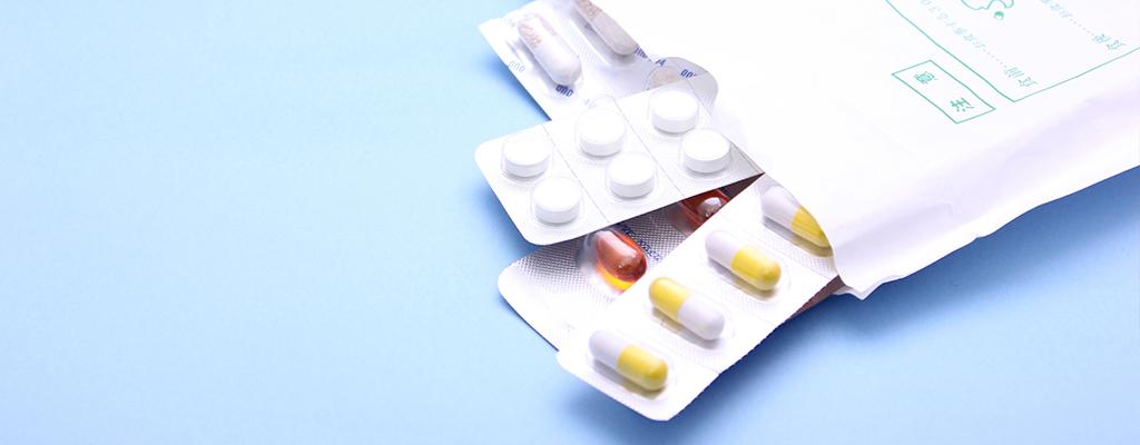 薬の食べ合わせは、何時間くらい空ければ大丈夫なの?