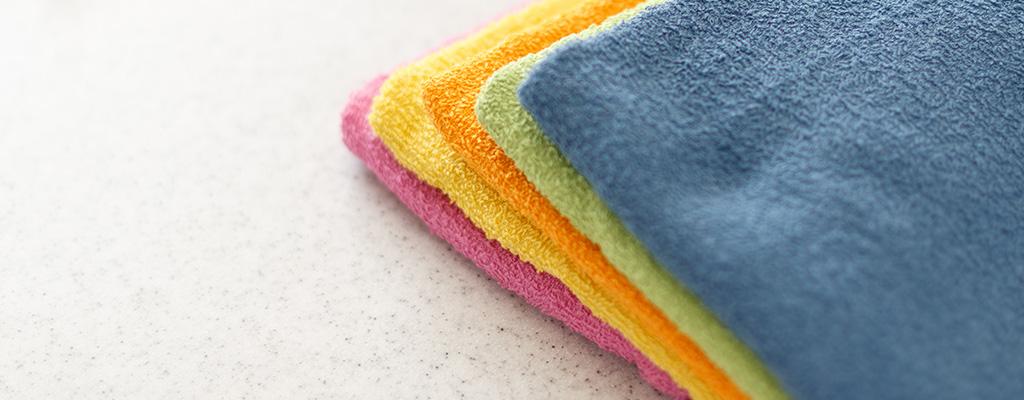 洗面所のタオル、毎日替えなきゃダメなの?
