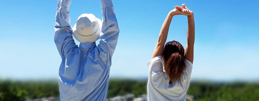 年を取ると、身体が固くなるのは、何故?